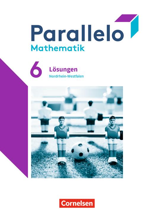 Parallelo - Lösungen zum Schülerbuch - 6. Schuljahr