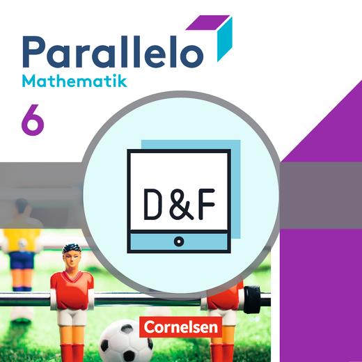 Parallelo - Diagnose und Fördern online - 6. Schuljahr