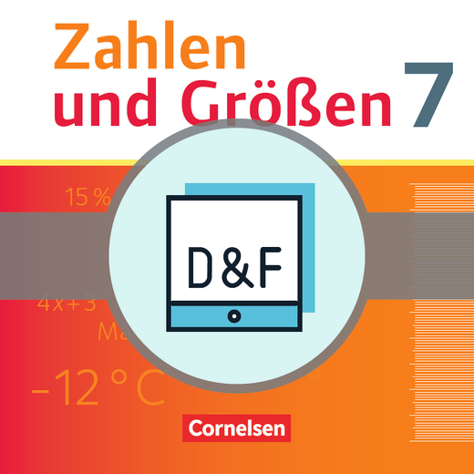 Zahlen und Größen - Diagnose und Fördern online - 7. Schuljahr