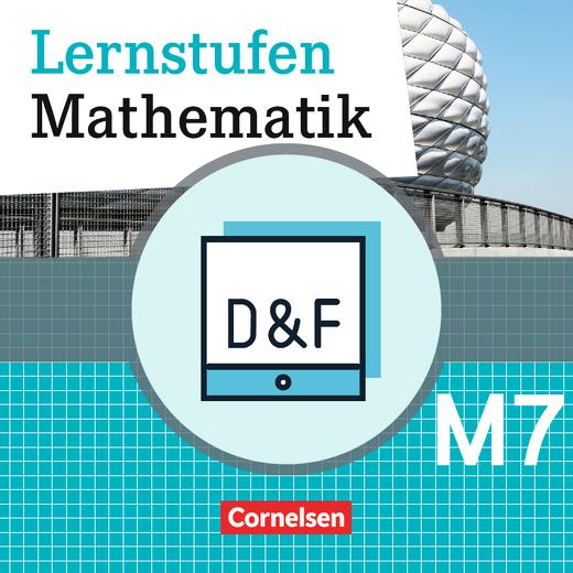 Lernstufen Mathematik - Diagnose und Fördern online - 7. Jahrgangsstufe