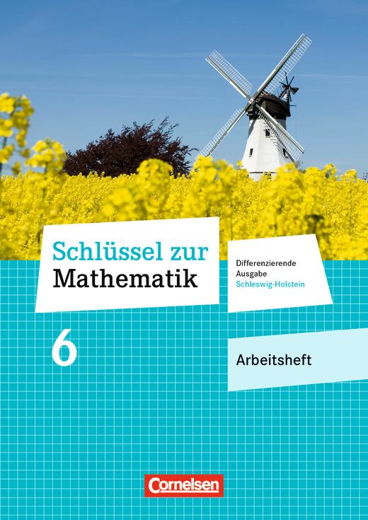 Schlüssel zur Mathematik - Arbeitsheft mit Online-Lösungen - 6. Schuljahr