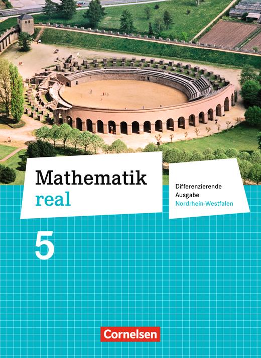 Mathematik real - Schülerbuch - 5. Schuljahr