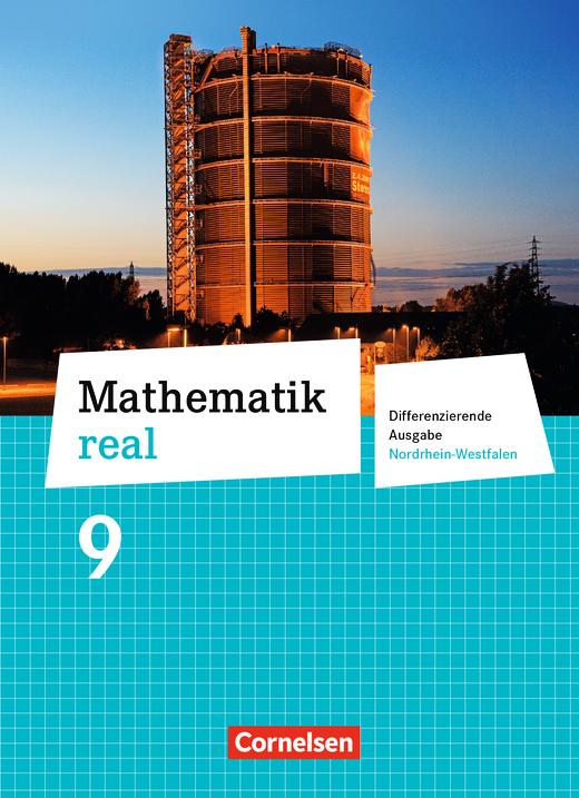 Mathematik real - Schülerbuch - 9. Schuljahr