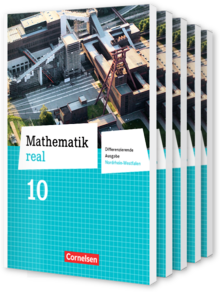 Mathematik real - Differenzierende Ausgabe Nordrhein-Westfalen