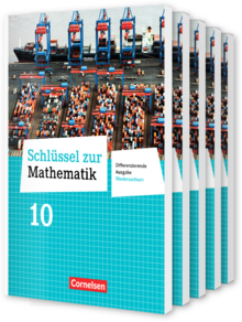 Schlüssel zur Mathematik - Differenzierende Ausgabe Niedersachsen