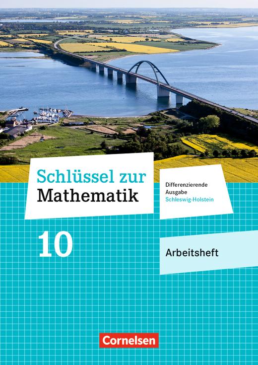 Schlüssel zur Mathematik - Arbeitsheft mit Online-Lösungen - 10. Schuljahr