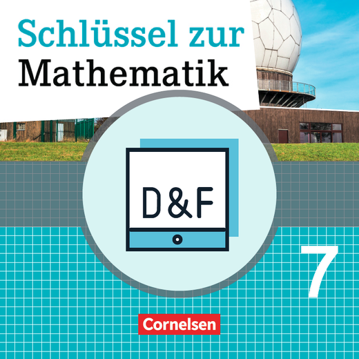 Schlüssel zur Mathematik - Diagnose und Fördern online - 7. Schuljahr