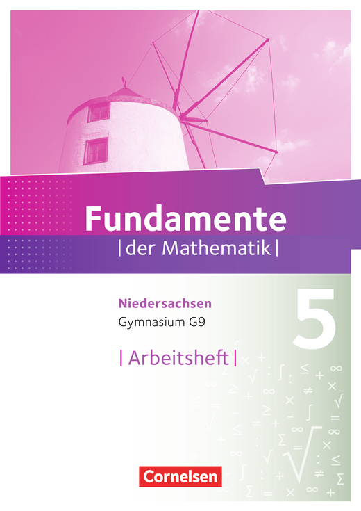 Fundamente der Mathematik - Arbeitsheft mit Lösungen - 5. Schuljahr