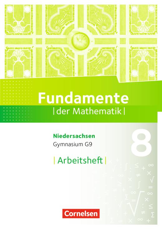 Fundamente der Mathematik - Arbeitsheft mit Lösungen - 8. Schuljahr
