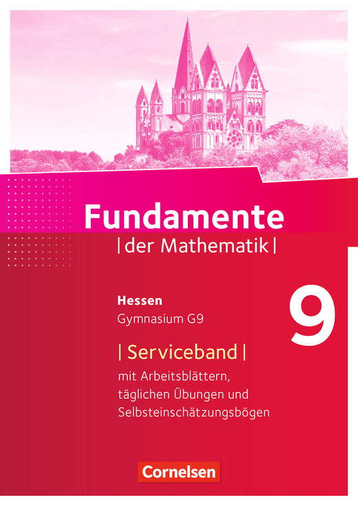 Fundamente der Mathematik - Serviceband - 9. Schuljahr