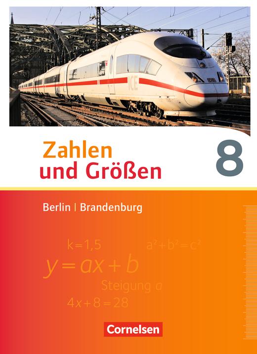 Zahlen und Größen - Schülerbuch - 8. Schuljahr