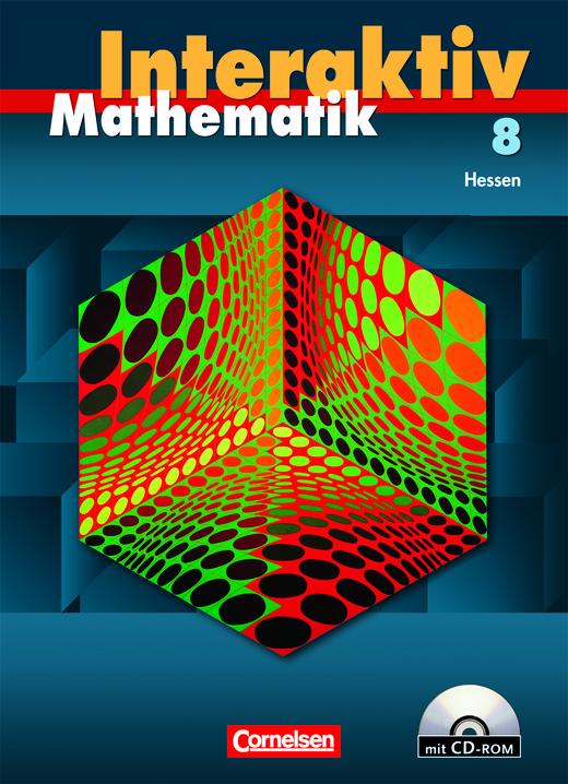 Mathematik interaktiv - Schülerbuch mit CD-ROM - 8. Schuljahr
