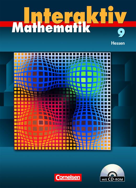Mathematik interaktiv - Schülerbuch mit CD-ROM - 9. Schuljahr