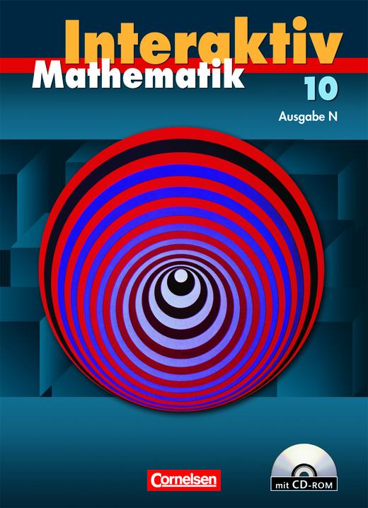 Mathematik interaktiv - Schülerbuch mit CD-ROM - 10. Schuljahr