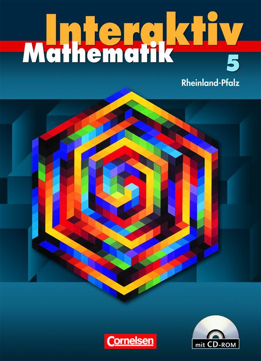Mathematik interaktiv - Schülerbuch mit CD-ROM - 5. Schuljahr