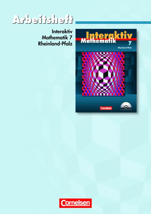Mathematik interaktiv - Standardarbeitsheft - 7. Schuljahr