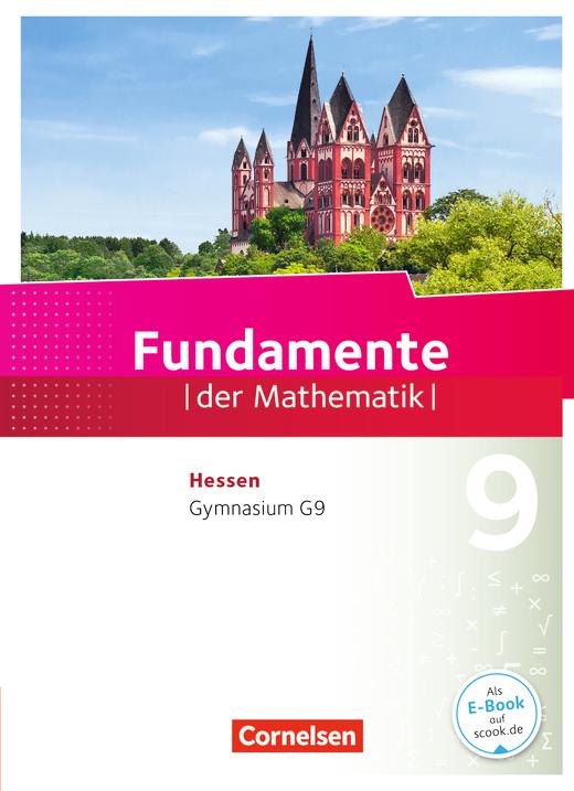 Fundamente der Mathematik - Schülerbuch - 9. Schuljahr