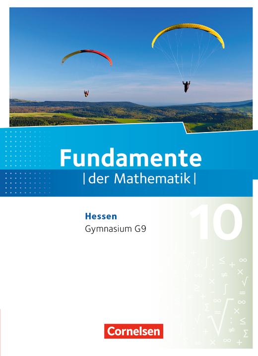 Fundamente der Mathematik - Schülerbuch - 10. Schuljahr