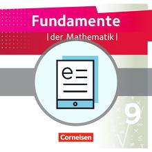 Fundamente der Mathematik - Schülerbuch als E-Book - 9. Schuljahr