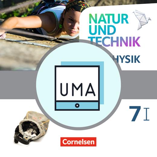 Natur und Technik - Physik Neubearbeitung - Unterrichtsmanager Plus online - Band 7: Wahlpflichtfächergruppe I