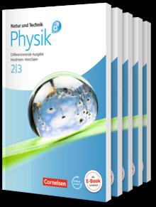 Natur und Technik - Physik: Differenzierende Ausgabe - Sekundarschule/Gesamtschule - Nordrhein-Westfalen