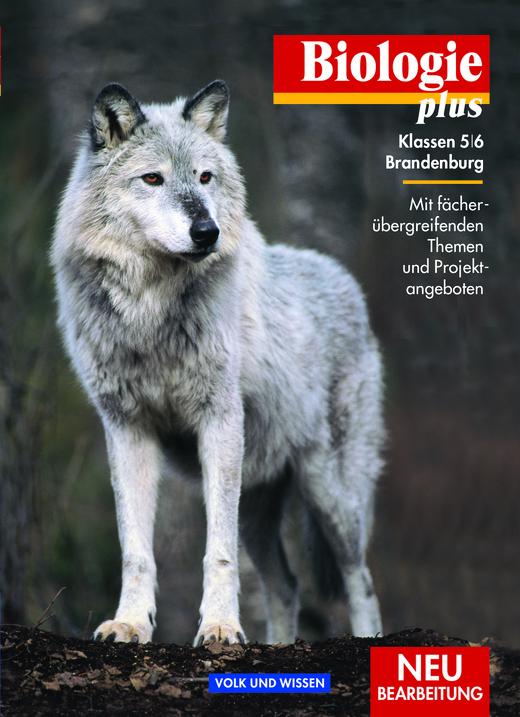 Biologie plus - Schülerbuch - 5./6. Schuljahr