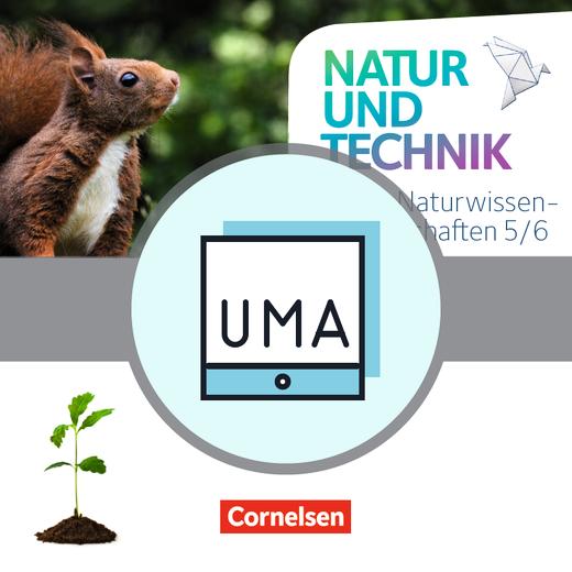 Natur und Technik - Naturwissenschaften: Neubearbeitung - Unterrichtsmanager Plus online - 5./6. Schuljahr