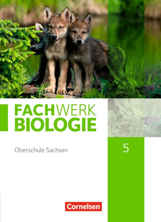 Fachwerk Biologie - Schülerbuch - Neubearbeitung - 5. Schuljahr - neuer Lehrplan
