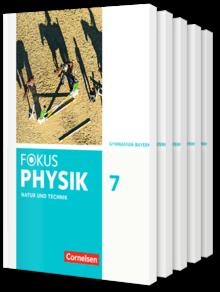 Fokus Physik - Neubearbeitung - Gymnasium Bayern