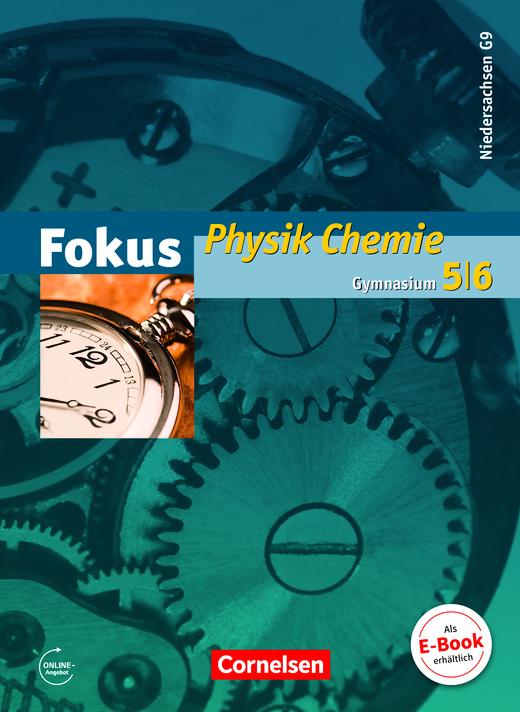 Fokus Physik - Schülerbuch - 5.-6. Schuljahr - Physik/Chemie
