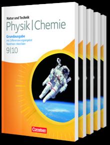 Natur und Technik - Physik/Chemie: Grundausgabe mit Differenzierungsangebot - Nordrhein-Westfalen