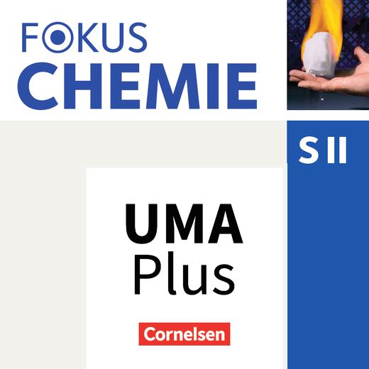 Fokus Chemie - Sekundarstufe II - Unterrichtsmanager Plus online (Demo 90 Tage) - Kursstufe