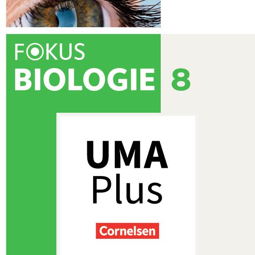 Fokus Biologie - Neubearbeitung - Unterrichtsmanager Plus online (Demo 90 Tage) - 8. Jahrgangsstufe