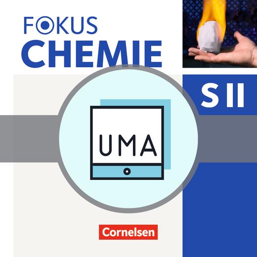 Fokus Chemie - Sekundarstufe II - Unterrichtsmanager Plus auf USB-Stick - Qualifikationsphase