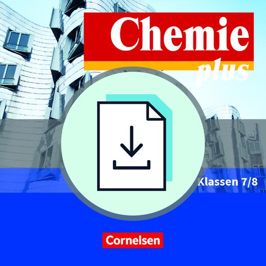 Chemie plus - Neue Ausgabe - Lösungen zum Arbeitsheft als Download - 7./8. Schuljahr