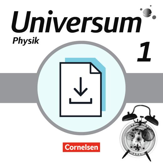 Universum Physik - Editierbare Kopiervorlagen als Download - Teil 1