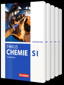 Fokus Chemie - Neubearbeitung - Gymnasium Niedersachsen