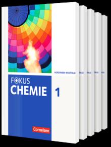 Fokus Chemie - Neubearbeitung - Gymnasium Nordrhein-Westfalen