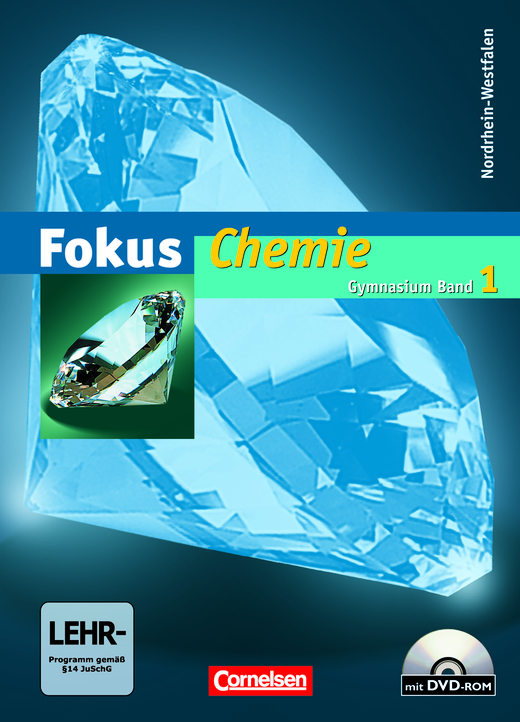 Fokus Chemie - Schülerbuch mit CD-ROM - Band 1