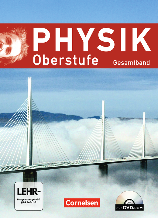 Physik Oberstufe - Schülerbuch mit DVD-ROM - Gesamtband Oberstufe