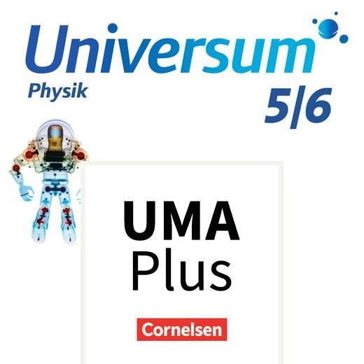 Universum Physik - Unterrichtsmanager Plus online - 5./6. Schuljahr