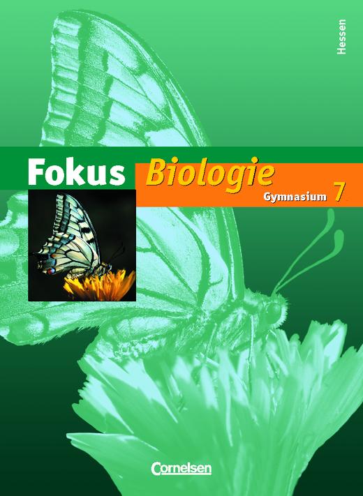 Fokus Biologie - Schülerbuch - 7. Schuljahr