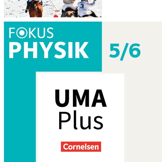 Fokus Physik - Neubearbeitung - Unterrichtsmanager Plus online - 5.-6. Schuljahr