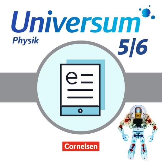 Universum Physik - Schülerbuch als E-Book - 5./6. Schuljahr