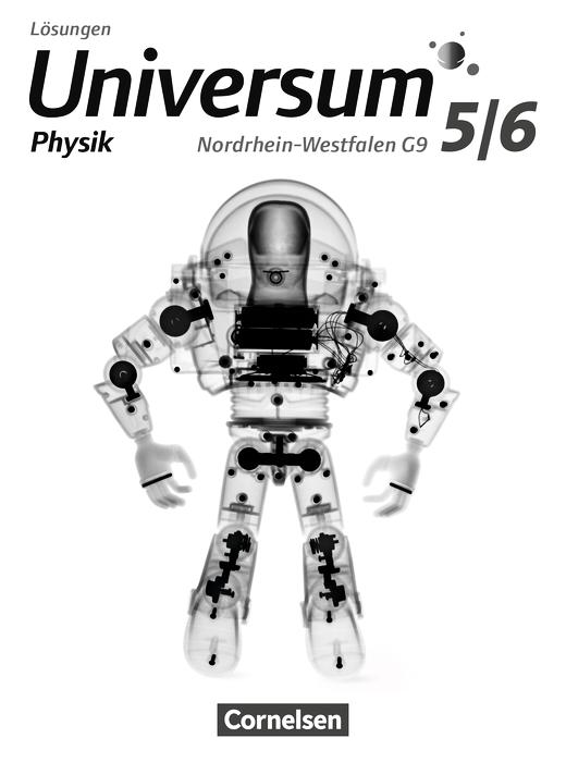 Universum Physik - Lösungen zum Schülerbuch - 5./6. Schuljahr