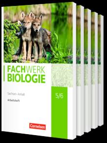 Fachwerk Biologie - Sachsen-Anhalt 2020