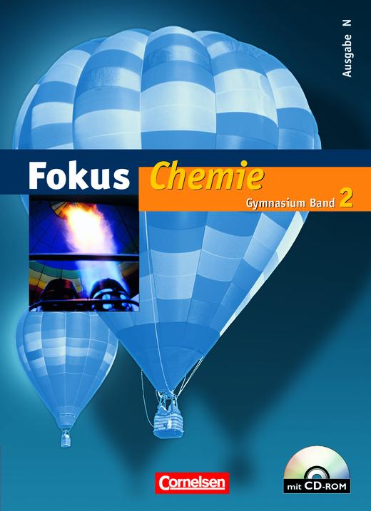 Fokus Chemie - Schülerbuch mit CD-ROM - Band 2