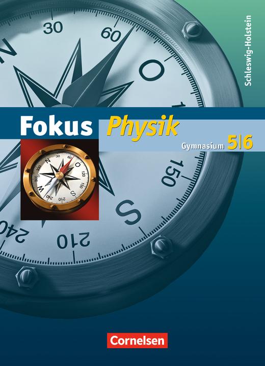 Fokus Physik - Schülerbuch mit DVD-ROM - 5./6. Schuljahr
