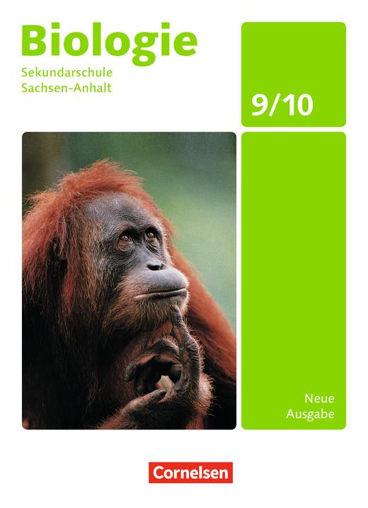 Biologie - Ausgabe Volk und Wissen - Schülerbuch - 9./10. Schuljahr