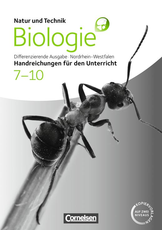 Natur und Technik - Biologie (Ausgabe 2011) - Handreichungen für den Unterricht - Band 2